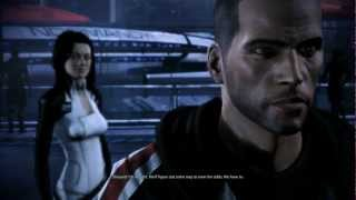 Mass Effect 3: Miranda Romance: Breaking up with Miranda