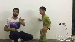 الرقص علي مهرجان العب يلا مسخره هتموت من الضحك