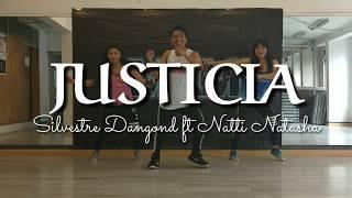 Justicia - Silvestre Dangond ft Natti Natasha | Giovanni Cazorla (Coreografía)