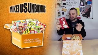 Τokyo Τreat (Dec 2016) - Mikeius Unboxing