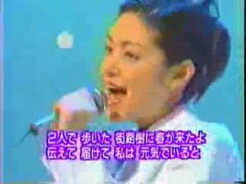 Kato Noriko  加藤紀子 Singing