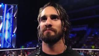 Seth Rollins Calls Out Dean Ambrose Before Hell In A Cell (Oct. 24, 2014)