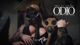 Ness El Digital - Odio (music video by Kevin Shayne)