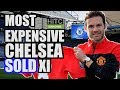 Most Expensive Chelsea SOLD XI