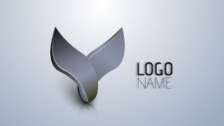 Adobe Illustrator CS6 | 3D Logo Design Tutorial (Wings)