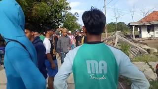 BENTROK WARGA INDRAMAYU parean - bojong 10 Januari 2017