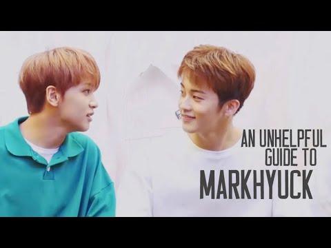 an unhelpful guide to markhyuck