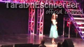 Taralyn Eschberger || Child Model Of The Year ( iPOP LA 2010 )