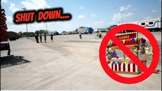 THEY SHUT THE CARNIVAL DOWN...