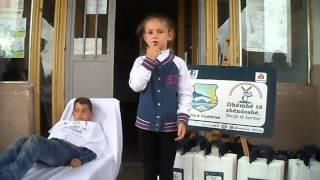 """498. Aulona Pllana, Voto poezin për Dhëmbët, SH.F. """"Bahri Kuçi"""", Shtruerë - Vushtrri"""