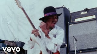The Jimi Hendrix Experience - Foxey Lady (Miami Pop 1968)
