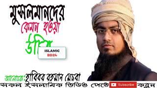 মাওলানা :হাবিবুর রহমান মেছবা( bangla was 2018)