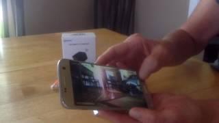AMAZON's Corprit Wireless Hidden Spy Camera USB Wall Charger Adapter