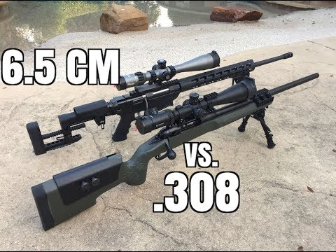 6.5 Creedmoor vs .308 - Which Cartridge Should You Shoot?