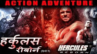 Hercules Reborn Hindi Dubbed Movie | Hollywood Action Movies | John Hennigan, Christian Oliver