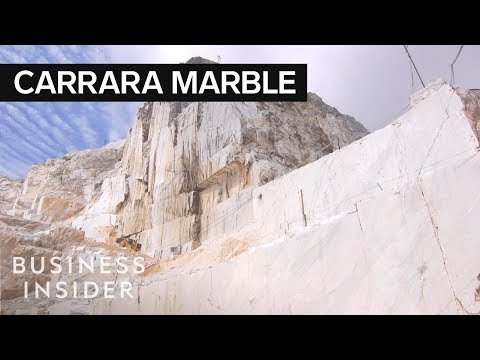 Inside Italy s 1 Billion Marble Mountains