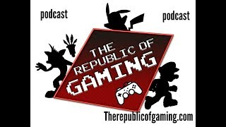 The Republic of Gaming Podcast Feat. Allcast Irish Gamers - Ep.5