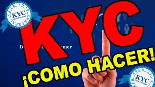 KYC COMO HACERLO COINSPACE