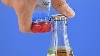 3 PLASTIC BOTTLES LIFE HACKS you should know