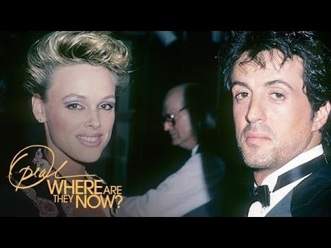Brigitte Nielsen s Marriage to Sylvester Stallone Where Are They Now Oprah Winfrey Network