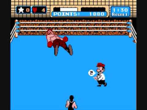 I'm Playing: Mike Tyson's Punch-Out!! - Von Kaiser