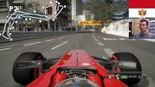 Fórmula 1 - PREPARANDO EL GP DE F1 MÓNACO 2014 (entrenamiento en Montecarlo) || Día del Motor #15