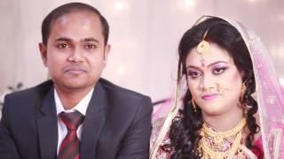 Rajib & Soma's HD Wedding Reception Cinematic Trailer | KMA Taher Cinematography | BD Wedding Video