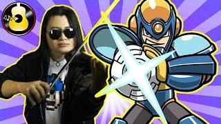 Mega Man 2 - Flashman Stage (Electric Violin & Electric Guitar Cover/Remix) || String Player Gamer