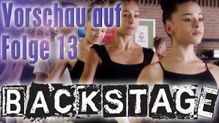 Vorschau auf Folge 13 - BACKSTAGE    Disney Channel