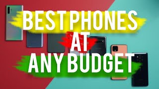 Best Phones At Any Budget! [Winter 2019]
