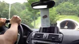 BMW 220d m팩 시승 동영상