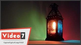 مراحل تصنيع فانوس رمضان فى القاهرة