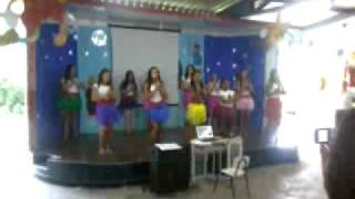 5ºAno C E 5ºAno B Dançando Waka Waka