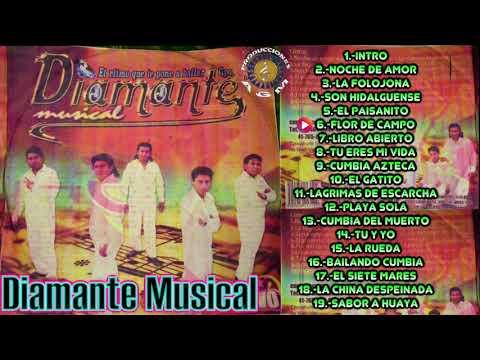 Diamante Musical Bailando Cumbia AGM CD Completo