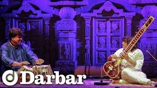 Sitar maestro Niladri Kumar plays Raag Bhimpalasi at Darbar Festival 2014