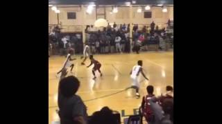 Marcus Mathis, Faith Beat Vigor At Buzzer