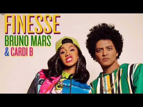 Download Bruno Mars - Finesse (Remix) [Feat. Cardi B] [AUDIO ONLY]