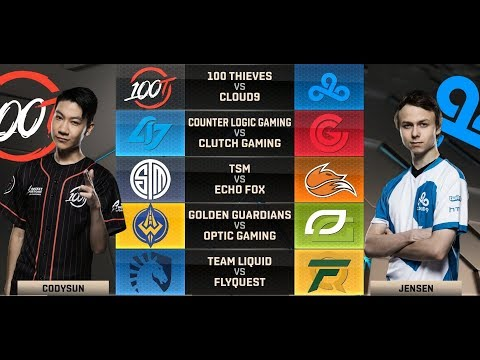 Xxx Mp4 NA LCS Highlights ALL GAMES Week 6 Day 1 W6D1 Spring 2018 3gp Sex