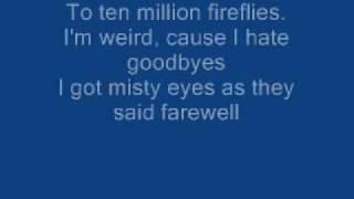 Owl City Fireflies (Instrumental)