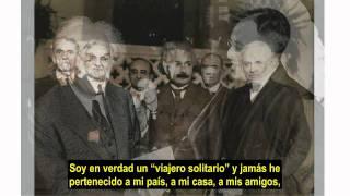"""""""El mundo como lo veo"""" por Albert Einstein (subtitulado)"""