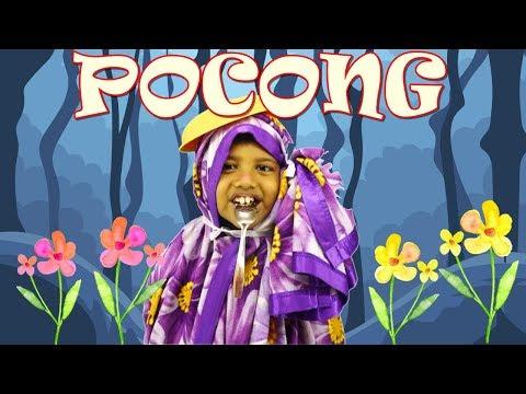 Pocong Bunga-Bunga Pengganggu Mamah | Drama Horor Anak