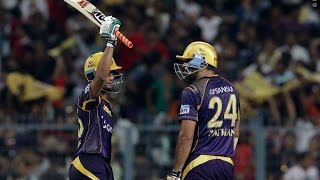 Shakib Al Hasan scored his best 66 runs off 49 balls vs Gujarat Lions in IPL || KKR vs GL