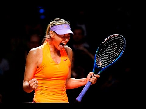 2017 Porsche Tennis Grand Prix First Round | Maria Sharapova vs Roberta Vinci | WTA Highlights