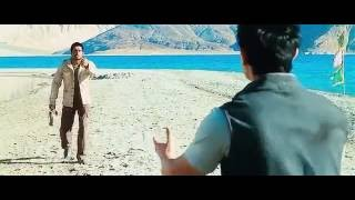 The last sceane in 3 idiots