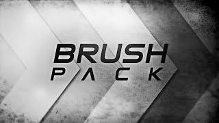 HUGE FREE Brush Pack! (2000+ Brushes)
