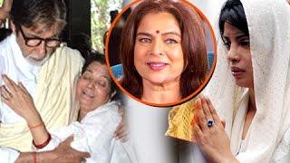 Priyanka Chopra, Amitabh Bachchan, Madhuri Dixit MOURN For Reema Lagoo