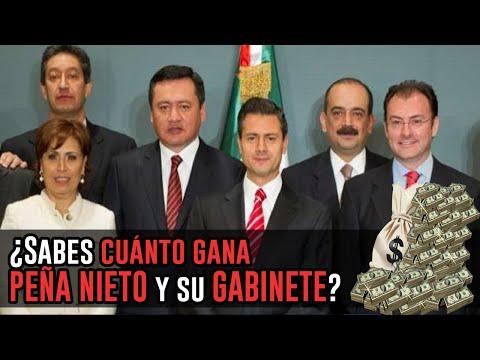 Xxx Mp4 ¿Cuánto Gana El Presidente Enrique Peña Nieto Y Su Gabinete 3gp Sex