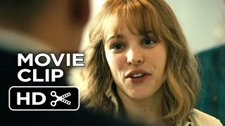 About Time Movie CLIP - On The Way Over (2013) - Rachel McAdams Movie HD