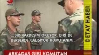 Arkadaş gibi komutan, İLKER BAŞBUĞ, Mardin