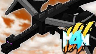 ENDER DRAGON CHALLENGE?!  |HOW TO MINECRAFT 4 #101 (Minecraft 1.8 SMP)